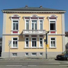 Maler Ehinger - Fassadensanierung und Neugestaltung